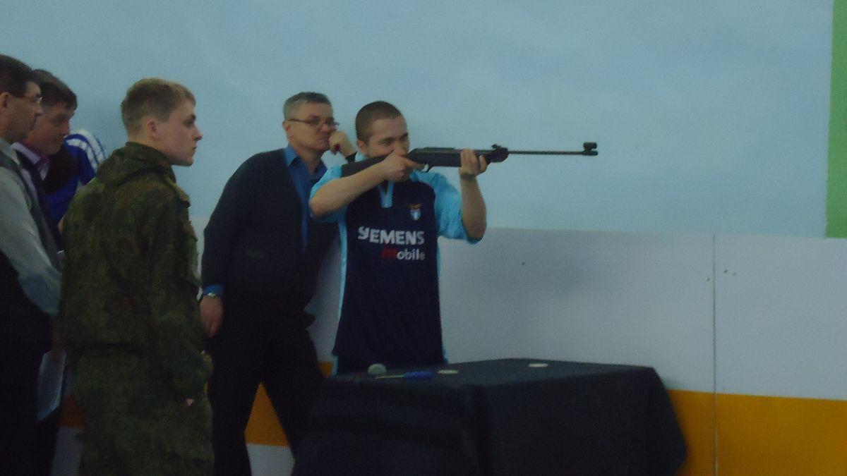Областная спартакиада-2017