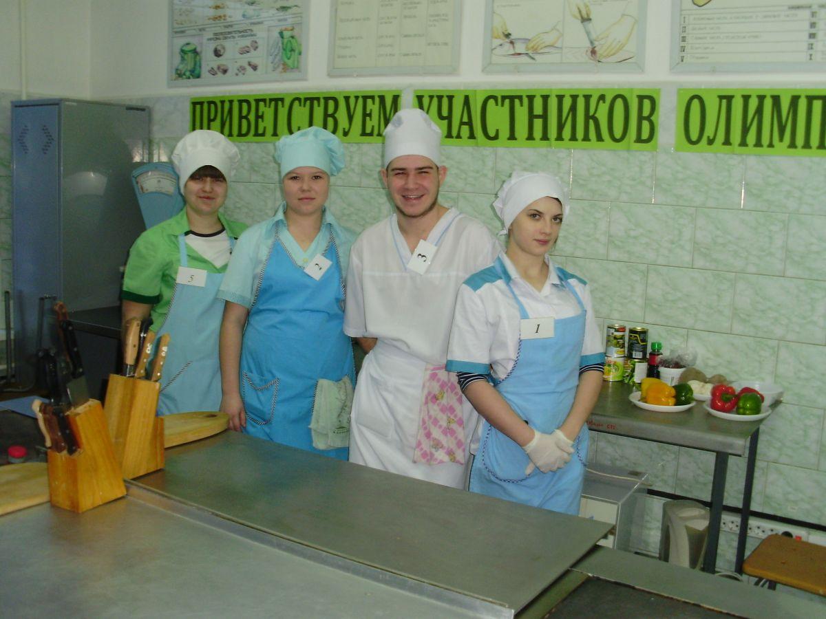 Неделя кулинарного отделения